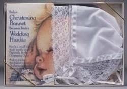 Baptismal Bonnet/Hankie
