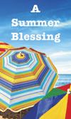 Summer Blessing Prayer Card