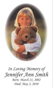 Photo Memorial Card 7