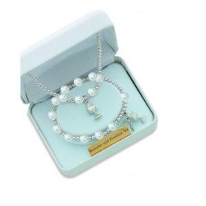 Bracelet and Pendant Set- Chalice