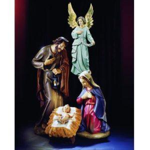 32″ Val Gardena Nativity Pieces