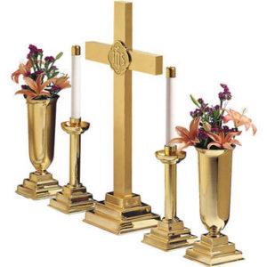 24″ Altar Set Pieces