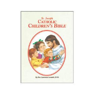 St. Joseph Catholic Children's Bible
