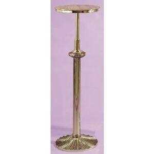 Adjustable Church Pedestal 31″-53″