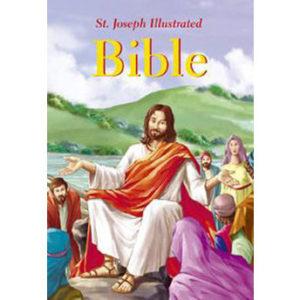 St. Joseph Illustrated Bible