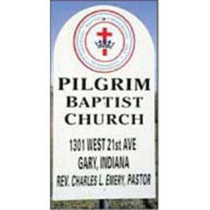 National Baptist Conv. Road Sign