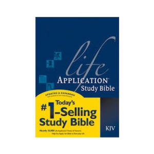 KJV Life Application Study Bible