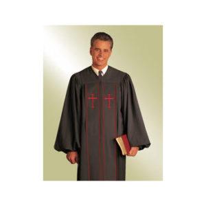 """Cleric"" Pulpit Robe; Men's Sizes"