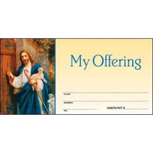 Shepherd Offering Envelopes