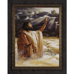 Ascension into Heaven