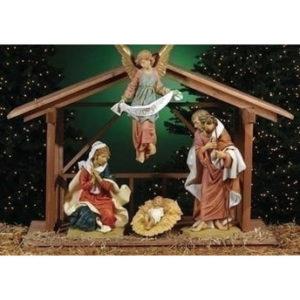 Fontanini Nativity Set (27″ Scale)