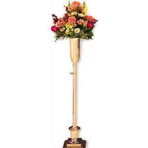 Adjustable Church Floor Flower Vase