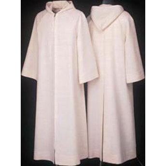 Hooded Coat Style Servers Alb