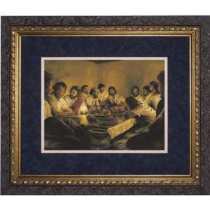 Last Supper – Jason Jenicke -Matted