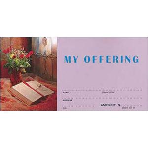 Offering Envelopes