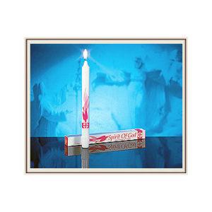 Spirit of God RCIA Candle