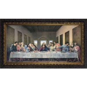 Last Supper Redone – Dark Frame