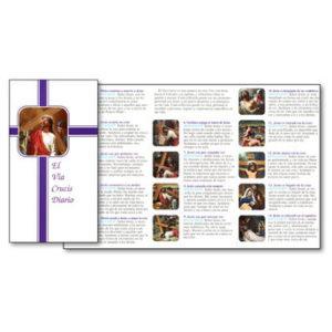 The Way of the Cross Folder (Spanish)
