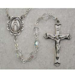 Crystal Birthstone Rosary