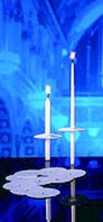 """Votive Candles for Easter Vigil 9"""""""