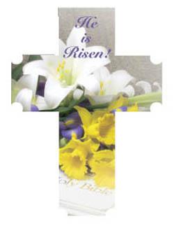 Easter Cross Bookmark