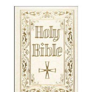 Fine Art Edition Bible