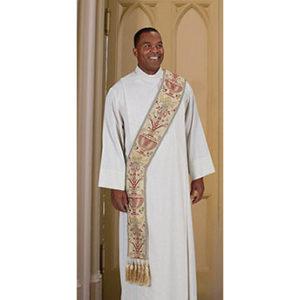 Coronation Deacon Stole