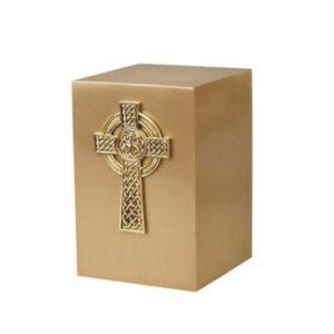 Celtic Cross Urn