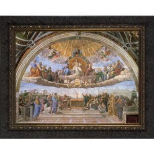 Disputation of the Holy Eucharist – Dark Frame