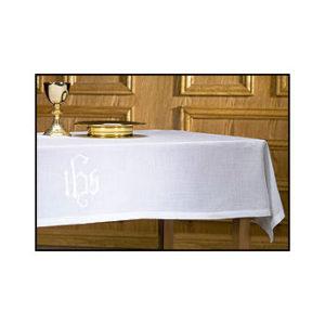 IHS Altar Frontals linen