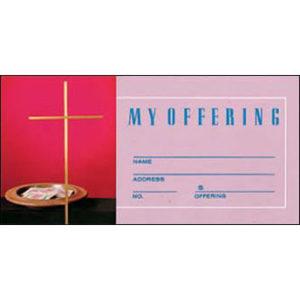 Cross Offering Envelopes