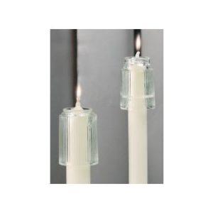 Glass Candle Followers