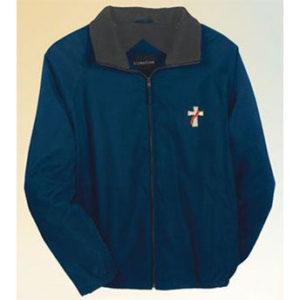 Microfiber Fleece-Lined Deacon Jacket