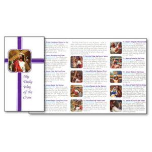 My Daily Way of the Cross Folder