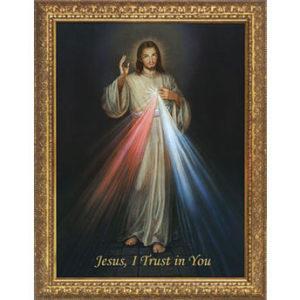 Church-Sized Divine Mercy