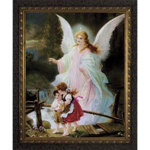 Angel on the Perilous Bridge – Dark Frame