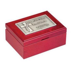 Deacon's Keepsake Box
