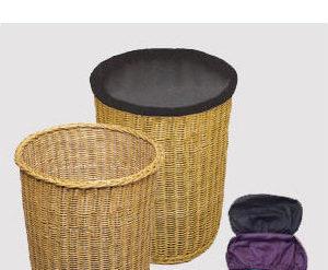 Overflow removable basket liner