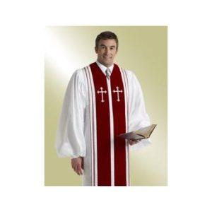 """Bishop"" Pulpit Robe; Men's Sizes"
