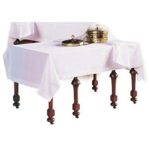 2-Piece Communion Linen Set – Plain