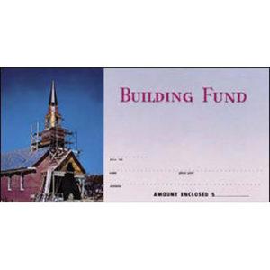 Building Fund Offering Envelopes
