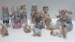 Christmas Nativity Set #18421
