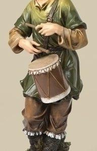 27 Drummer Boy Figure Color