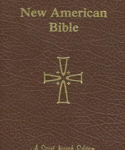 St Joseph Bible – Giant Type Edition