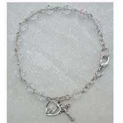 Adult Rosary Bracelet