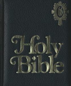 New American Bible Catholic Family Bible – #Wnab23