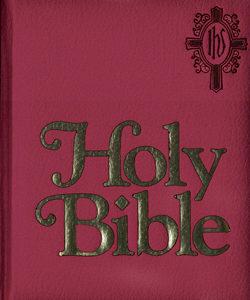 New American Bible Catholic Family Bible – #Wnab23Bg