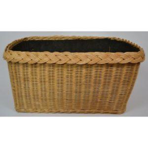 Double Depth Rectangular Basket