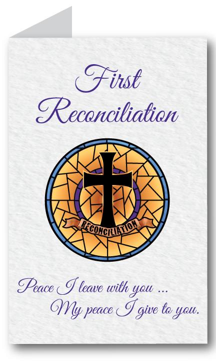 Reconciliation Program Covers