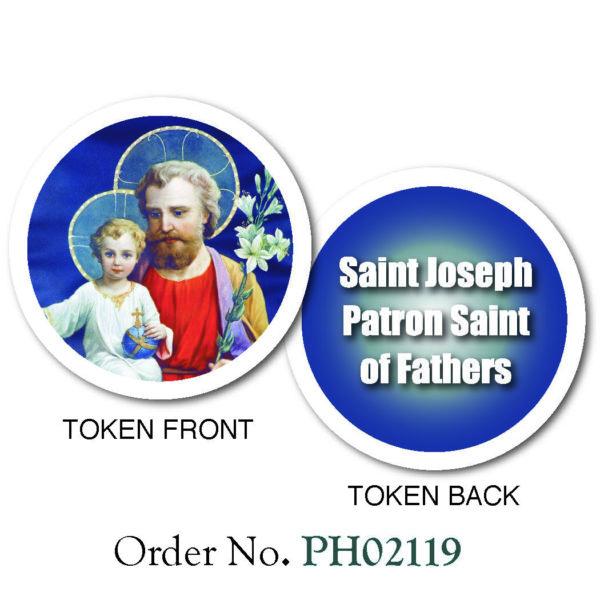 St. Joseph Token